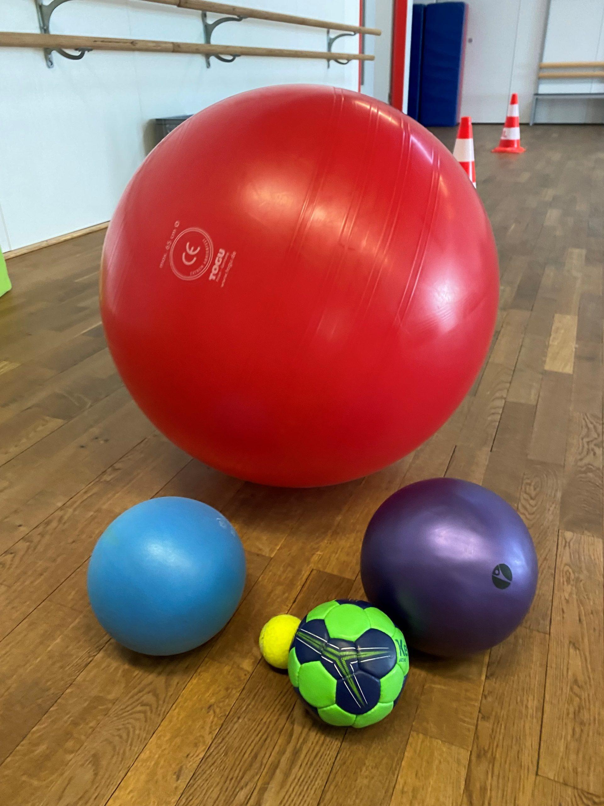 Ballsportarten mit dem TuS Lintorf