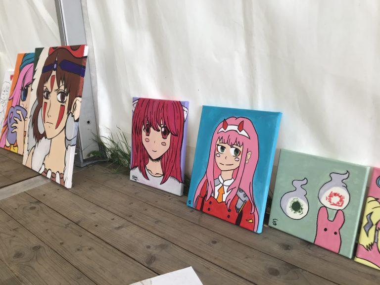 Manga-Kurs mit Alexandra Völker