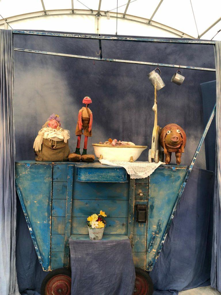 Kindertheater - Das tapfere Schneiderlein
