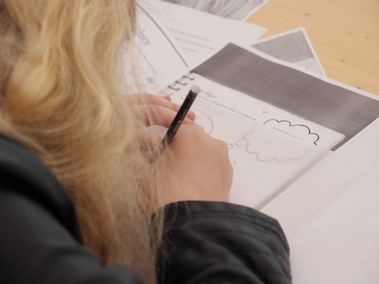 Zeichne deinen eigenen Comic