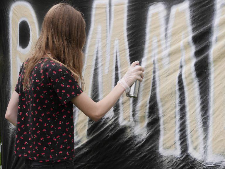 Graffiti-Kurs