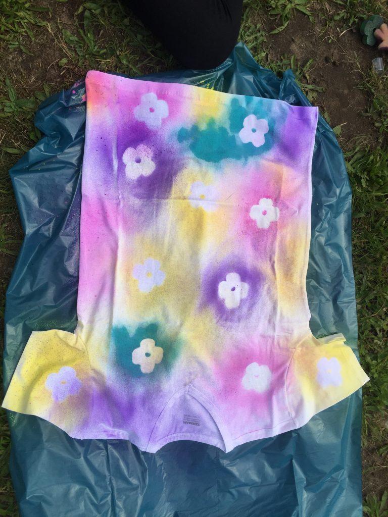 TextilfarbAttacke